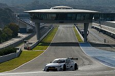 DTM - Young Drivers Test in Jerez: Rookies beeindruckt