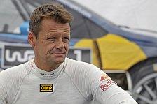WRC - Ola Floene wird Beifahrer von Mads Östberg