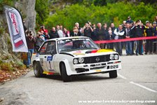 Youngtimer Rallye Trophy - Rallye-Start mit dem Opel Ascona B 400: Georg Berlandy - Back to the Roots