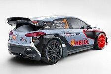 WRC - Video: Monte-Debüt für den neuen Hyundai i20 WRC