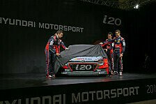 WRC - Bilder: Hyundai-Präsentation für 2016
