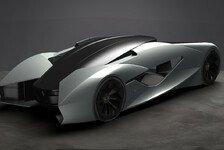 Auto - Zurück in die Zukunft mit Ferrari