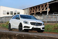 Auto - Tracktool par excellence!: POSAIDON tunt den Mercedes-AMG A45 4MATIC