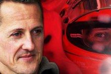 Rekordweltmeister Michael Schumacher im Krankenbett heimlich fotografiert?