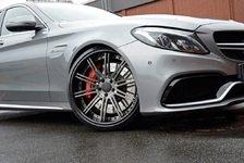 Auto - Neues Design-Package für den Mercedes-AMG C63