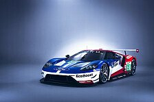 USCC - Video: Ford GT gibt Einstand bei Daytona-Test