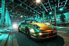 Auto - Porsche 997 Turbo à la WIMMER RST