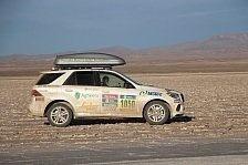 Dakar Rallye - Reisetagebuch Rallye Dakar 2016 - 9. Januar - Salta