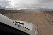 Dakar Rallye - Reisetagebuch Rallye Dakar 2016: 13. Januar Belen - La Rioja