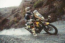 Dakar Rallye - KTM gewinnt Chaos-Etappe, Rückschlag für Honda