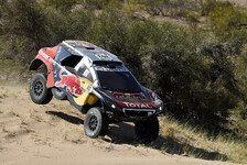 Dakar Rallye - Bilder: Dakar 2016 - 9. Etappe
