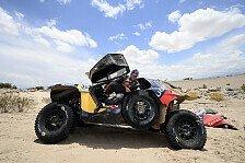 Dakar Rallye - Pechvogel Sainz: Defekt kickt Leader aus Dakar