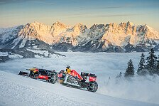 Formel 1 - Video: Making of Verstappens Snow Run