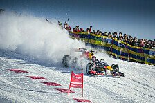 Formel 1 - Video: Red Bull Snow Run: Verstappen vs. Ski-Ass Svindal