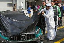 Mehr Sportwagen - Bilder: 24 Stunden von Dubai - Training und Qualifikation