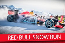 Formel 1 - Video: MSM TV: Red Bull Show Run & Verstappen Interview