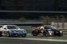 Sportwagen - Audi-Sieg in Dubai durch WRT