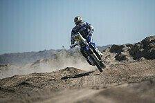 Dakar Rallye - Rodrigues stürmt unaufhaltsam zum Tagessieg