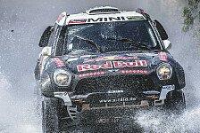 Dakar Rallye - Zweiter Tagessieg für Al-Attiyah