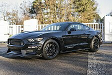 Auto - Back to the Roots: Neuer Ford Mustang Shelby GT350