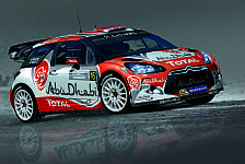 WRC - Monte Carlo: Erster Start des Citroen-Privatteams
