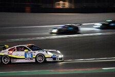 Mehr Sportwagen - Video: Replay: Das Nacht-Training zu den 24h von Dubai 2017
