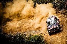 Rallye Dakar 2019: Peterhansel, Sainz und Despres für X-raid
