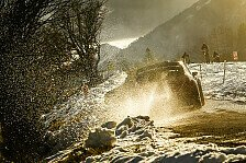 WRC - Video: Kubicas Crash in Monte Carlo