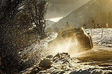 WRC - Eis-Chaos in Monte Carlo: Ausfall jagt Ausfall