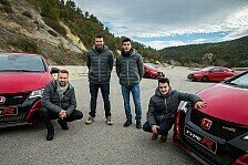 MotoGP - Video: Marc Marquez und Dani Pedrosa testen Civic Type R