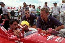 Formel 1 heute vor 21 Jahren: Hollywood-Desaster abgewendet