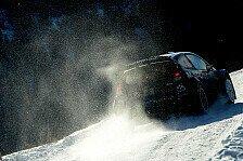 WRC - Podium in Schweden Minimalziel für Östberg