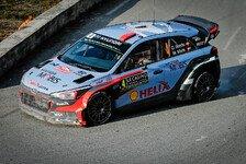 WRC - Sordo peilt beim Comeback starkes Ergebnis an