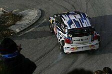 WRC - Video: Volkswagen-Highlights Rallye Monte Carlo