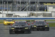 IMSA - BMW bereitet sich auf 24 Stunden von Daytona vor
