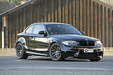 Auto - Satte 224 PS mehr: PS-Upgrade f�r das BMW 1er M Coup� durch Alpha-N
