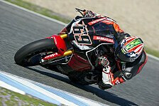 Superbike WSBK - WSBK-Tests in Jerez: Impressionen