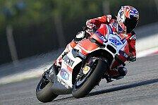 MotoGP - Stoner & Ducati: Zurück zum Glück