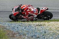 MotoGP - Stoner nimmt an offiziellen MotoGP-Tests teil