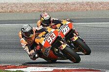 MotoGP - Pedrosa mahnt: Honda darf nicht nur Marquez sehen