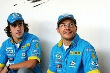 Villeneuve zu Alonso-Kritikern: Werdet erwachsen!