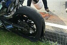 MotoGP - Video: Loris Baz Horrorcrash bei MotoGP-Tests in Sepang