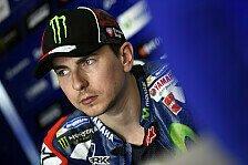 MotoGP - Yamaha-Check: Wer ersetzt Lorenzo?