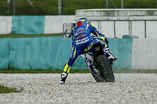 MotoGP - Letzter Tag in Sepang: Live-Ticker: Test-Auftakt in Sepang