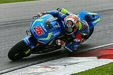 MotoGP - Video: Suzuki-Tests in Sepang