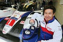 Kobayashi: Bald auch in der Formel E?