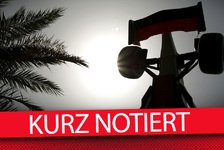 Formel 1 - Massa beim Race of Champions: News-Splitter: Die Formel 1 kurz notiert