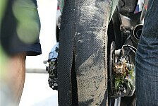 MotoGP - Bilder: Loris Baz Horrorcrash in Sepang