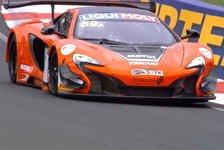 Mehr Sportwagen - McLaren gewinnt die 12 Stunden von Bathurst