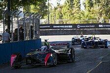 Formel E - Video: Buenos Aires: Highlights vom Rennen